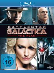 Edward James Olmos: Battlestar Galactica: The Plan (Blu-ray), BR