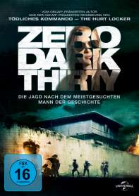 Kathryn Bigelow: Zero Dark Thirty, DVD