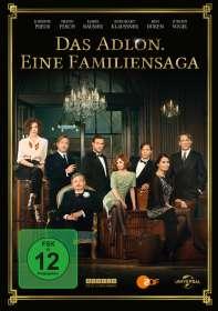 Das Adlon - Eine Familiensaga, 3 DVDs