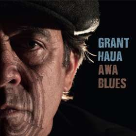 Grant Haua: Awa Blues, CD