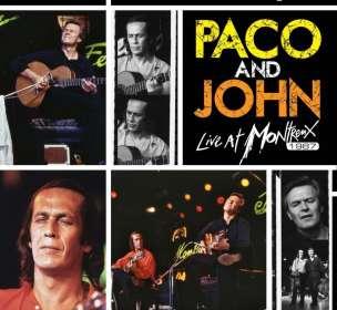 Paco De Lucia & John McLaughlin: Paco & John - Live At Montreux 1987, CD