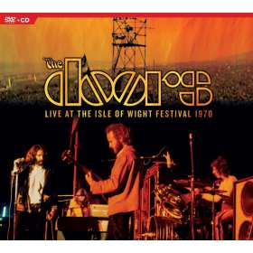 The Doors: Live At The Isle Of Wight 1970, DVD