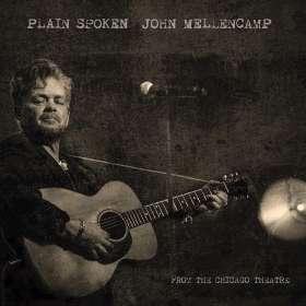 John Mellencamp (aka John Cougar Mellencamp): Plain Spoken - Live At The Chicago Theatre, CD