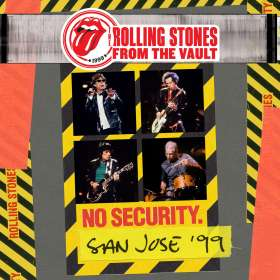 The Rolling Stones: From The Vault: No Security. San Jose '99, 2 CDs