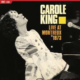 Carole King: Live At Montreux 1973, CD