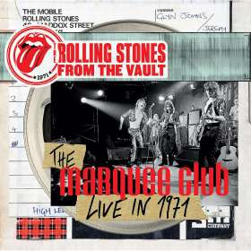 The Rolling Stones: From The Vault: The Marquee Club Live In 1971, DVD