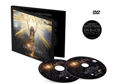 Sarah Brightman: Hymn In Concert (DVD+CD), CD