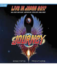 Journey: Escape & Frontiers Live In Japan, 2 CDs