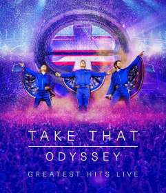 Take That: Odyssey (Greatest Hits Live) (Blu-Ray), BR