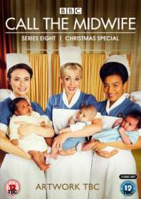Call The Midwife Season 8 (UK Import), DVD