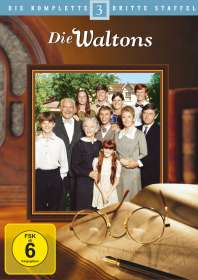 Die Waltons Staffel 3, DVD