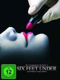 Six Feet Under Staffel 1, DVD