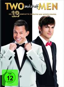 Two And A Half Men Season 12 (finale Staffel), DVD