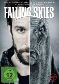 Falling Skies Season 5 (finale Staffel), DVD
