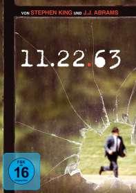 11.22.63 - Der Anschlag (Komplette Miniserie), 2 DVDs