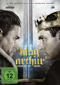 King Arthur: Legend of the Sword, DVD