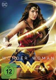 Wonder Woman, DVD