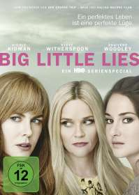 Big Little Lies, 2 DVDs