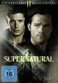 Supernatural Staffel 11, DVD