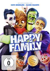 Happy Family, DVD