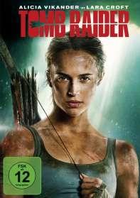 Roar Uthaug: Tomb Raider (2018), DVD