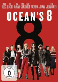 Ocean's Eight, DVD