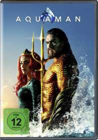 James Wan: Aquaman, DVD