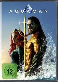 Aquaman, DVD