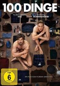 Florian David Fitz: 100 Dinge, DVD
