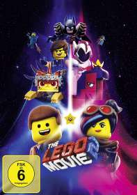 Mike Mitchell: The Lego Movie 2, DVD
