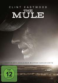 Clint Eastwood: The Mule (2018), DVD
