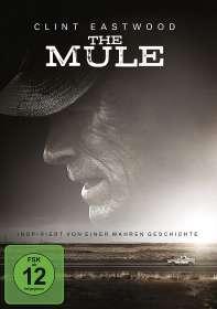 The Mule (2018), DVD