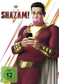 Shazam!, DVD