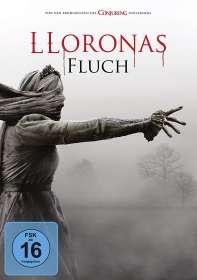 Michael Chaves: Lloronas Fluch, DVD