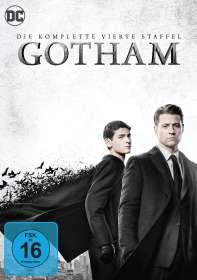 Gotham Staffel 4, DVD