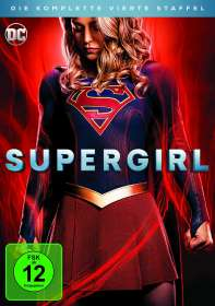 Jesse Warn: Supergirl Staffel 4, DVD