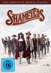 Shameless Season 9, DVD