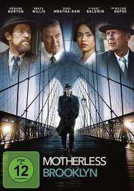 Edward Norton: Motherless Brooklyn, DVD