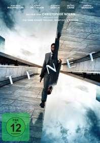 Christopher Nolan: Tenet, DVD