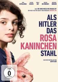 Caroline Link: Als Hitler das rosa Kaninchen stahl, DVD