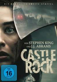 Castle Rock Staffel 2, DVD