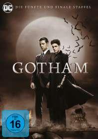 Gotham Staffel 5 (finale Staffel), DVD
