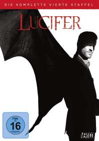 Lucifer Season 4, DVD
