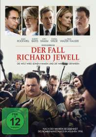 Clint Eastwood: Der Fall Richard Jewell, DVD