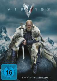 Vikings Staffel 6 Box 1, DVD
