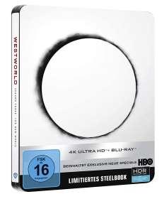 Westworld Staffel 3 (Ultra HD Blu-ray & Blu-ray im Steelbook), UHD