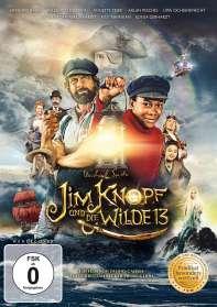 Dennis Gansel: Jim Knopf und die Wilde 13, DVD