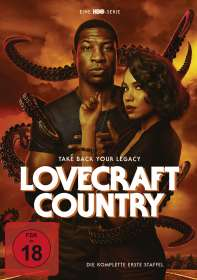 Lovecraft Country Staffel 1, DVD