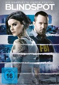 Blindspot Staffel 4, DVD