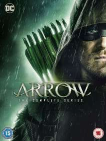 Arrow Season 1-8 (Complete Series) (UK Import), DVD